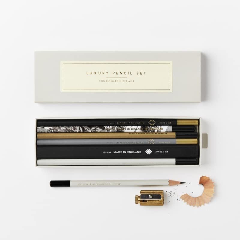 Katie Leamon Luxury Pencils HB grade