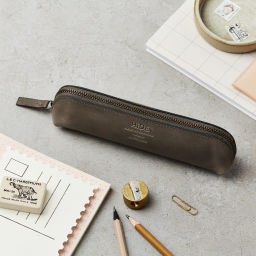 Katie LEAMON dark Pencil case