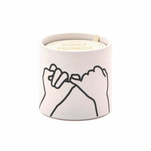 Paddywax Pinky Promise Candle