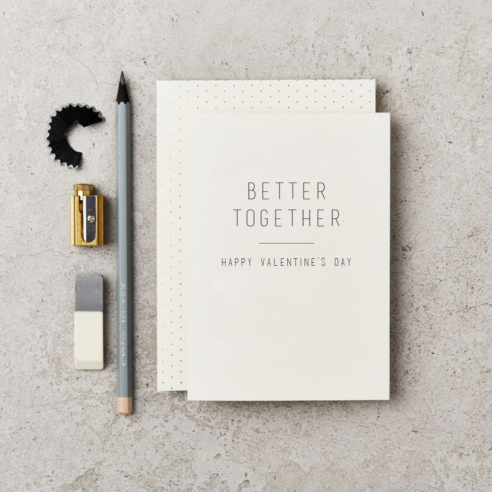 Katie Leamon better together card