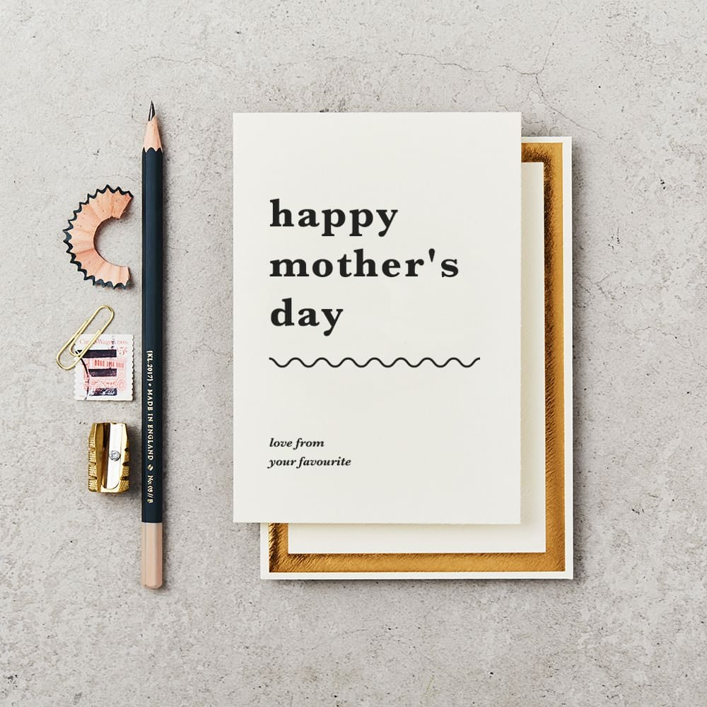 Katie Leamon Mothers day Fav
