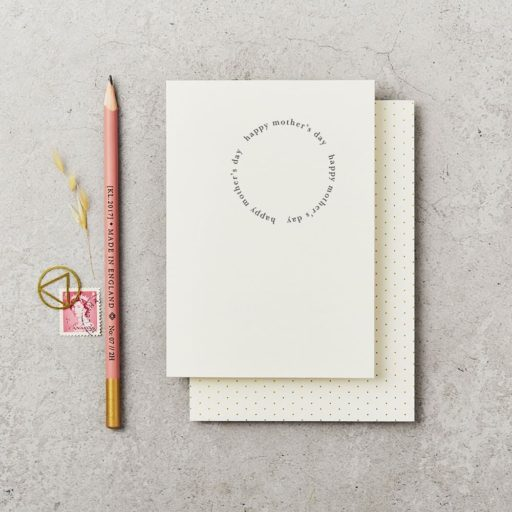Katie Leamon Mothers day Circle card